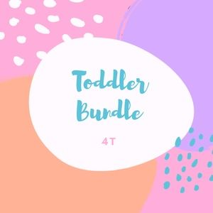 Other - Toddler Bundle 4T